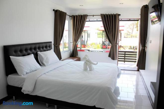 Cape Go Resort - Chanthaburi - Bedroom