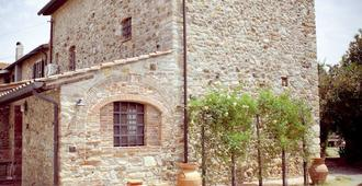 Relais del Pievano - Campiglia Marittima - Gebäude