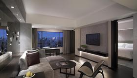 New World Makati Hotel - Makati - Sala de estar