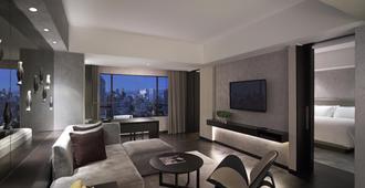 New World Makati Hotel - מאקאטי סיטי - סלון