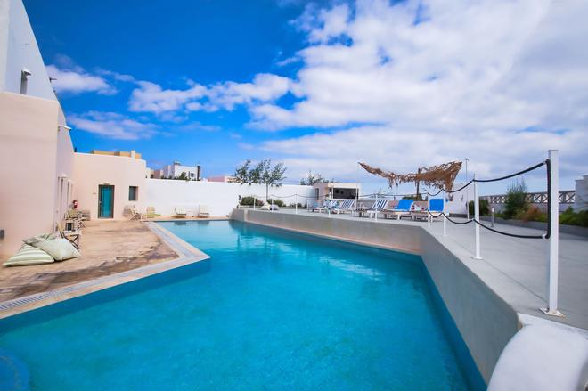 Olympic Hotel - Vothonas - Pool