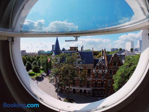 Hostel Room Rotterdam - Ρότερνταμ - Μπαλκόνι