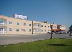 Atlas Hotel Apartments (Sohar) - Sohar - Building