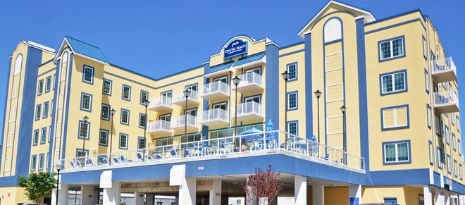 Crystal Beach Hotel - Ocean City - Bâtiment