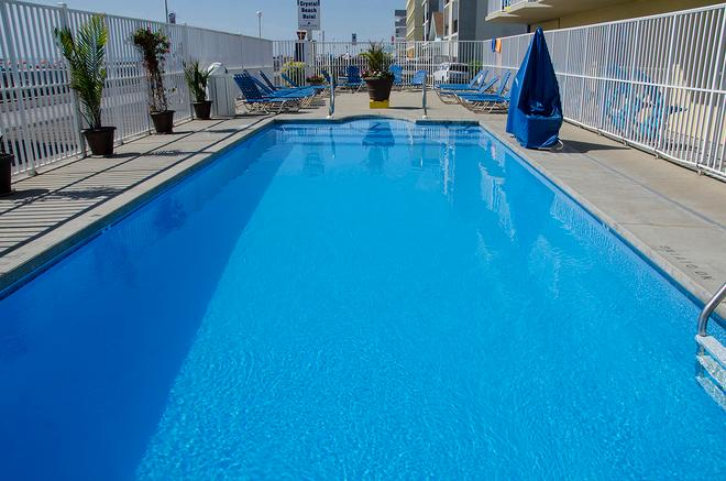 Crystal Beach Hotel - Ocean City - Piscine