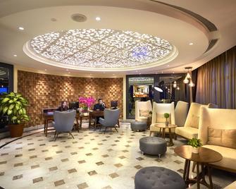 Kingwood Boutique Hotel Miri - Miri - Resepsjon