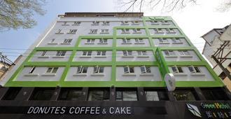 Green Hotel - Fengjia - Taichung - Building