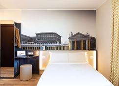 B&B Hotel Roma Fiumicino - Fiumicino - Bedroom