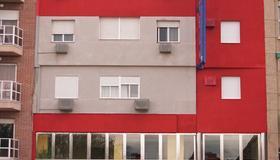 ホテル レガスピ - ムルシア - 建物