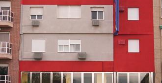 Hotel Legazpi - Murcia - Edificio