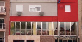Hotel Legazpi - Мурсия - Здание