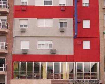 Hotel Legazpi - Murcia - Gebouw