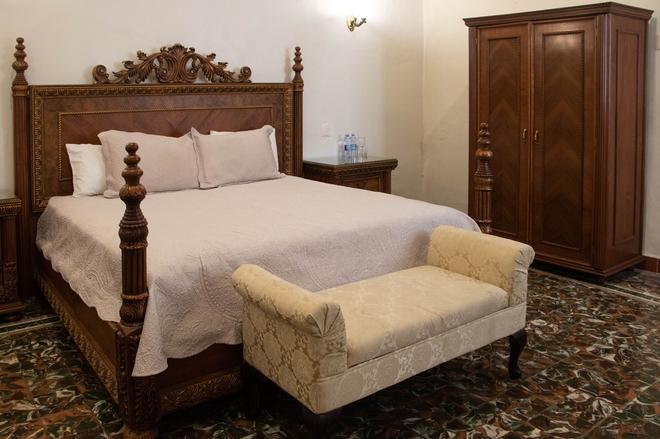 Hotel Senorial - Santiago de Querétaro - Bedroom