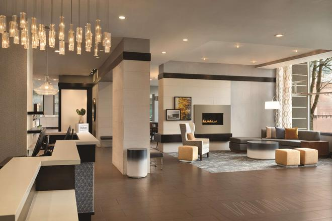 Homewood Suites by Hilton Seattle-Conv Ctr-Pike St - Seattle - Lobby