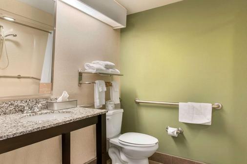 Sleep Inn Carlisle South - Carlisle - Bathroom