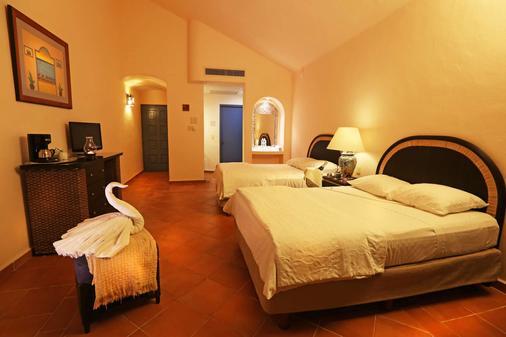 Playa Azul Golf Scuba Spa Hotel - Cozumel - Κρεβατοκάμαρα