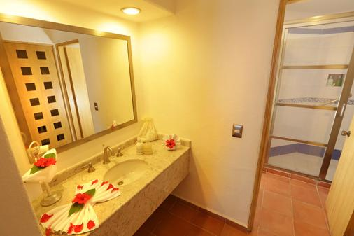 Playa Azul Golf Scuba Spa Hotel - Cozumel - Μπάνιο