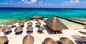 阿蘇爾海灘高爾夫式酒店 - 科茲美島 - 科蘇梅爾 - 海灘