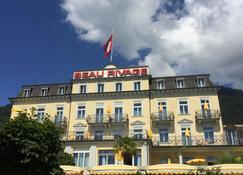 Romantik Hotel Beau Rivage Weggis - Beau Rivage Collection - Weggis - Rakennus