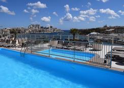 Bayview Hotel By St Hotels - Sliema - Πισίνα
