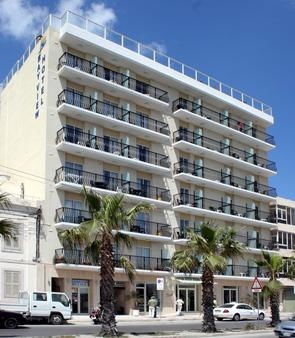 海灣景觀公寓式酒店 - 戈及絡 - 斯利馬 - 建築