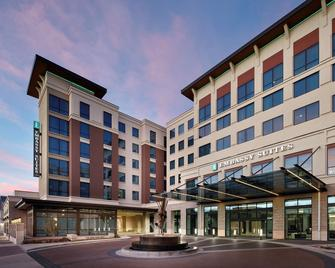Embassy Suites Amarillo Downtown - Amarillo - Gebouw