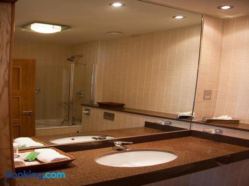 An Grianan Hotel - Burt - Bathroom