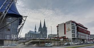 Kommerzhotel Köln - Colônia - Quarto