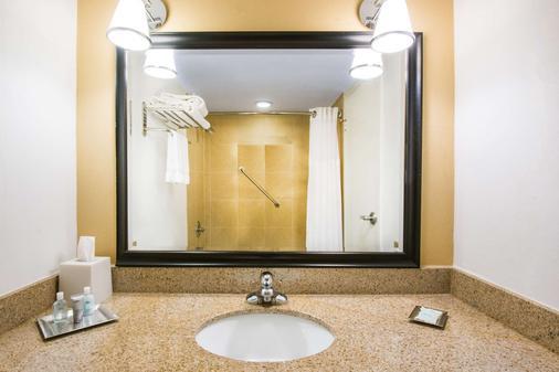 Wyndham Garden Pittsburgh Airport - Pittsburgh - Phòng tắm