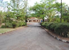 Goha Hotel - Gondar - Outdoor view