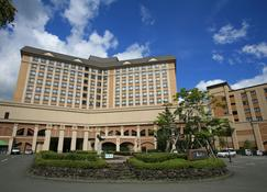 Hotel Morinokaze Ousyuku - Shizukuishi - Κτίριο