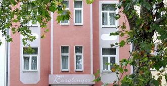 Hotel Karolinger - Düsseldorf - Gebäude