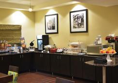 貝斯特韋斯特大學高級旅館 - 哈提斯堡 - 哈蒂斯堡 - 餐廳