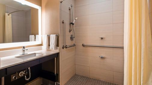 Best Western PREMIER University Inn - Hattiesburg - Phòng tắm