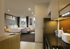 Oakwood Apartments Ho Chi Minh City - TP. Hồ Chí Minh - Phòng ngủ