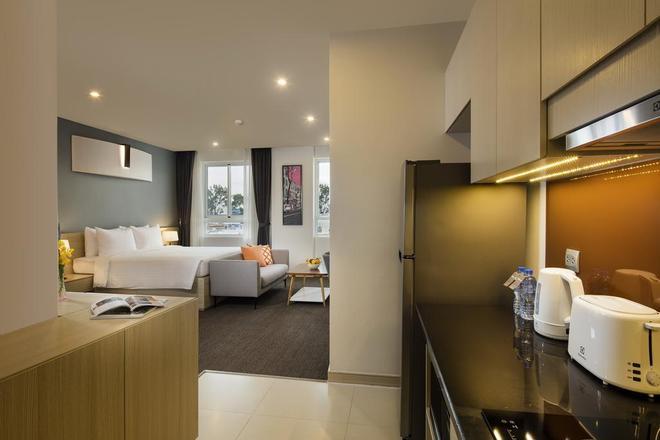 Oakwood Apartments Ho Chi Minh City - Ho Chi Minh City - Bedroom
