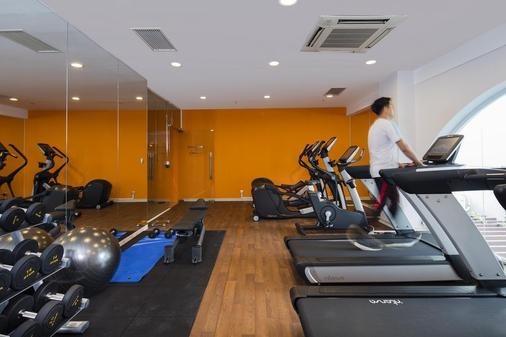 Oakwood Apartments Ho Chi Minh City - Ho Chi Minh City - Gym