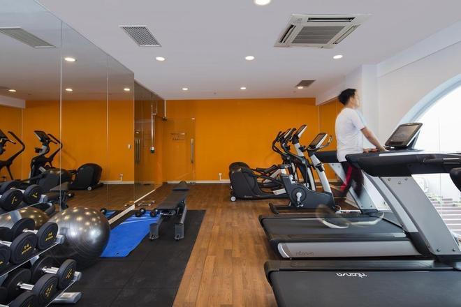 Oakwood Apartments Ho Chi Minh City - Ho Chi Minh City - Gym
