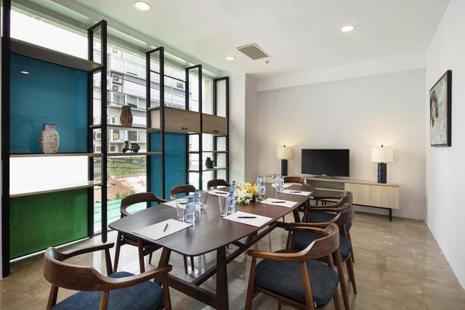 Oakwood Apartments Ho Chi Minh City - Ho Chi Minh City - Dining room