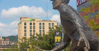 Holiday Inn Express & Suites Pittsburgh North Shore - Pittsburgh - Edificio