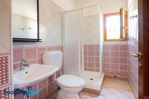 Hostel Archi Rossi - Florence - Bathroom
