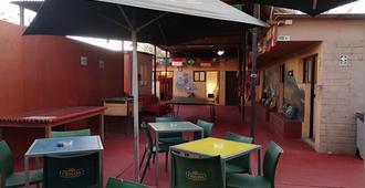 Hostal Covaine - San Pedro de Atacama - Εστιατόριο
