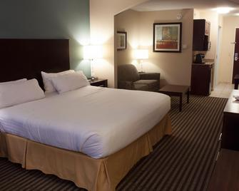 Holiday Inn Express & Suites Youngstown West - Austintown - Youngstown - Bedroom
