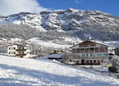 Hillsite Hotel Flims - Flims - Gebouw