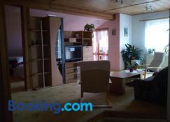 Penzion Lida - Karlštejn - Sala de estar
