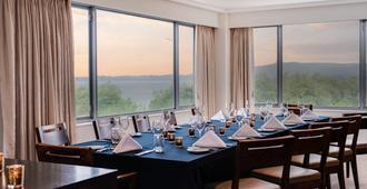Novotel Rotorua Lakeside - Rotorua - Dining room