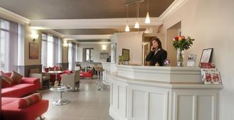 Hotel De Gramont - Pau - Receção