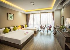Hana 2 Apartment & Hotel Bac Ninh - Bắc Ninh - Bedroom