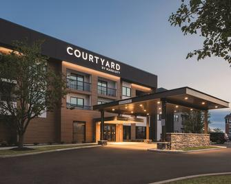 Courtyard by Marriott Kansas City Olathe - Olathe - Building