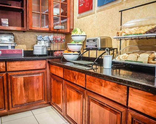 Quality Inn & Suites - Roswell - Buffet